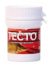 Купить ТЕСТО высокопротеиновое готовое Мёд 20гр.