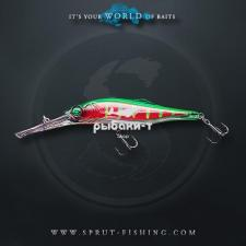 Купить Воблер TARA TROLL 3D 120SP