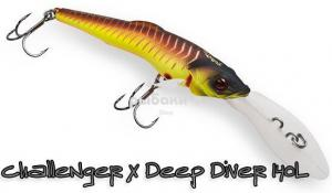 Воблер Strike Pro Challenger X Deep Diver 140L плавающий