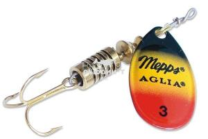 вертушка MEPPS AGLIA FLUO