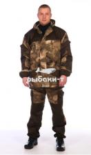 КОСТЮМ ГОРКА-5 ШТОРМ (твил пич Атак)