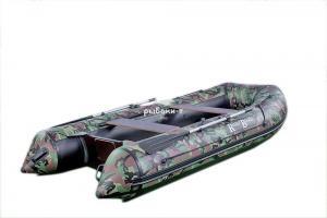 Лодка ПВХ RiverBoats RB — 330 (Киль + алюминиевый пол)