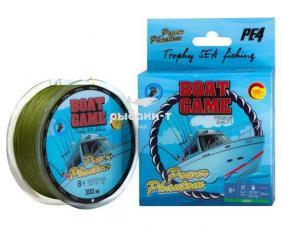 шнур для морской рыбалки