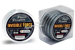 ЛЕСКА POWER PHANTOM INVISIBLE FORCE (TIPPET)