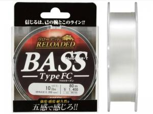 ЛЕСКА GOSEN FLUOROCARBON RELOADED BASS