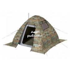 Универсальная всесезонная отапливаемая палатка Берег Спутник-3