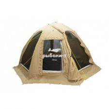 Универсальная отапливаемая палатка Берег УП-2 Люкс (каркас 8мм)