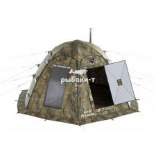 Универсальная отапливаемая палатка Берег УП-5 Люкс