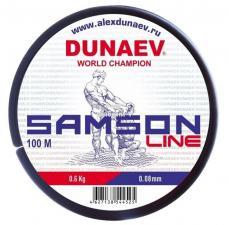"""Купить Леска """"Dunaev"""" Samson (100m)"""