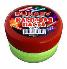 Карповые пасты Дунаев 50мл