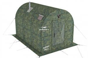 Походная баня-палатка Берег ПБ-2 3 х 2 м.