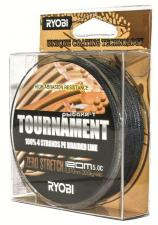 Шнур RYOBI PE TOURNAMENT X4 Grey
