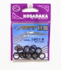 """Купить Кольца заводные """"Kosadaka"""" Split Ring 1207B"""